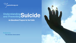 Understanding and Preventing Suicide - By The Glendon Association