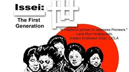 Issei: The First Generation